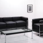 デザイナーズ家具のデザイナーであるル・コルビジェ。応接室やVIP向けの部屋にもマッチするコルビジェのソファ