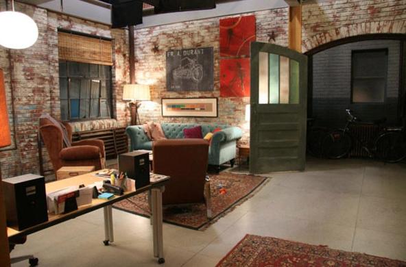 ダン・ハンフリーの部屋