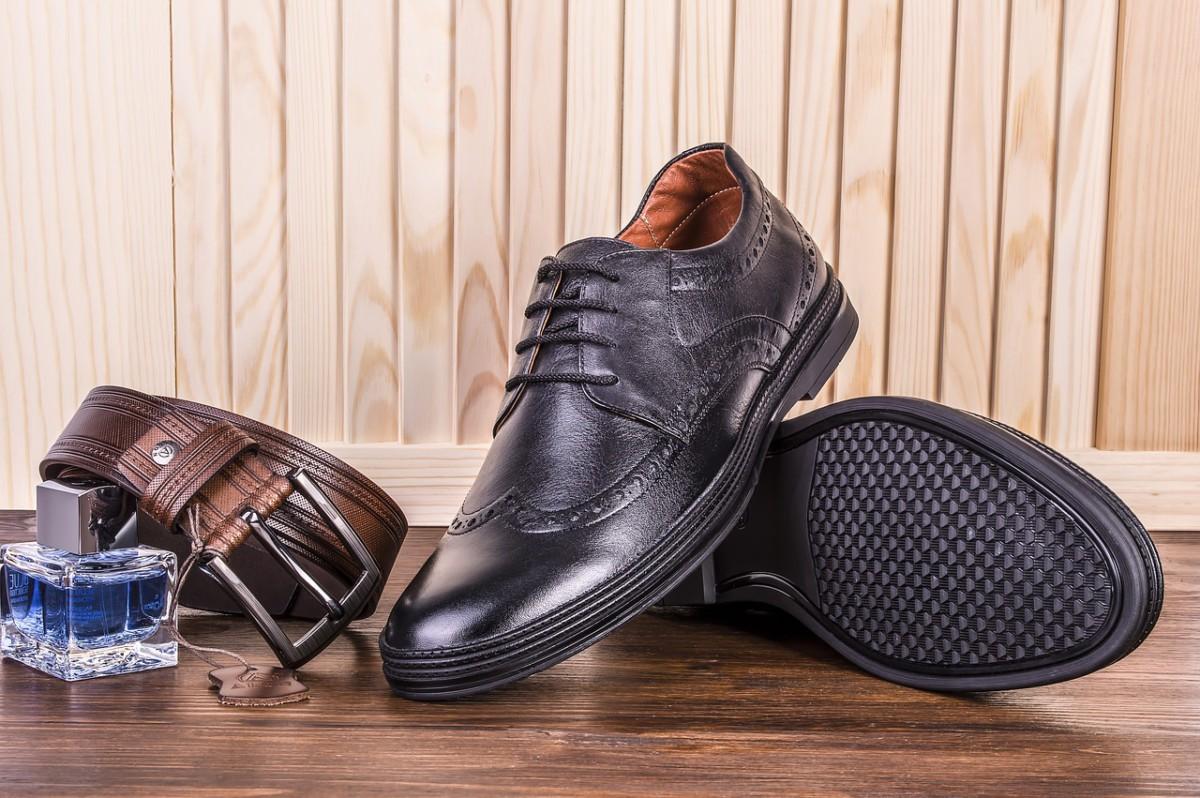 革靴 オフィス