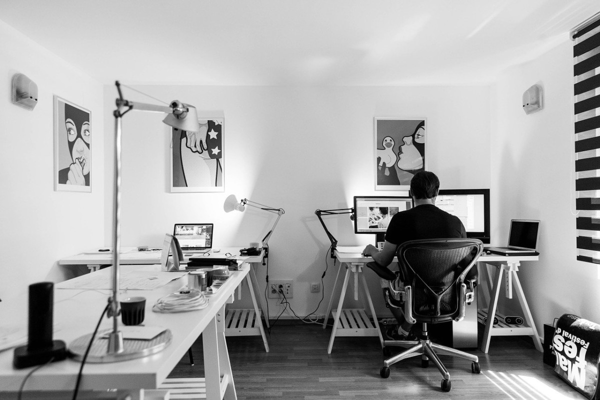 自宅兼オフィス