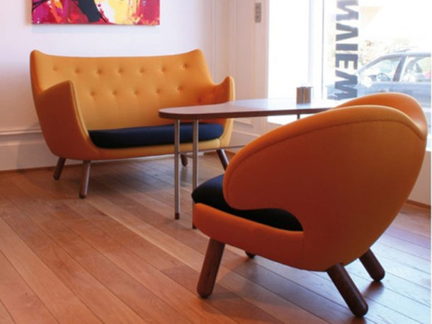 ペリカンチェア リプロダクト 一人掛け 二人掛け デザイン家具