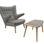 北欧出身のハンス・J・ウェグナー。デザイナーズ家具として名前の挙がることも多い「ベアチェア」の魅力について考える