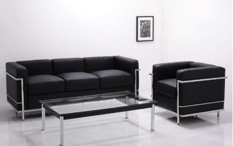 コルビジェのソファ