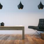 ミース・ファン・デル・ローエのバルセロナチェアのようなおしゃれなデザイナーズ家具は、従業員のクリエイティブ性に良い影響をもたらすのか。