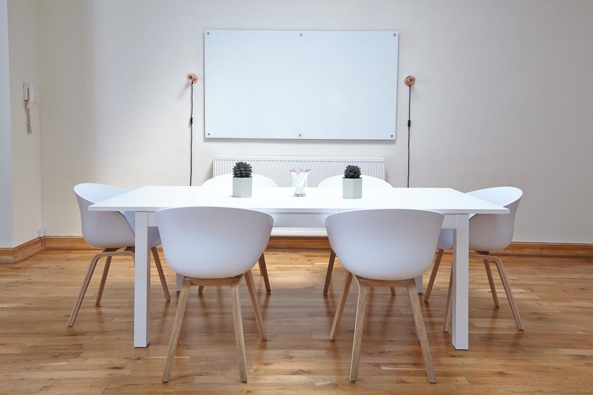 オフィスデザイン ホワイトボード