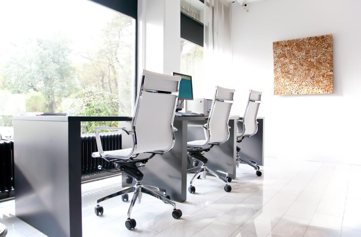 生産性の良いオフィス