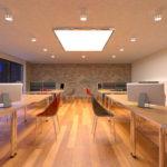 オフィス作りにも役立つ!空間照明による心理的影響と行動への影響
