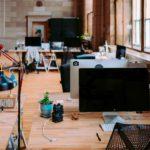 コミュニケーションの向上を目指すIT起業のオフィスレイアウト